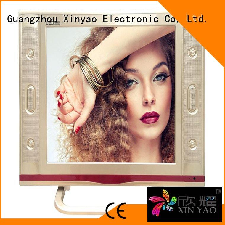 sat clarion 17 inch flat screen tv style Xinyao LCD Brand company