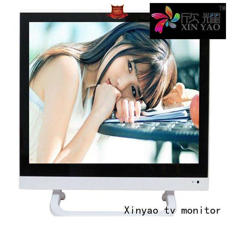 double glasses 22 inch full hd led tv with dvb-t2 for tv screen