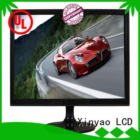 Xinyao LCD slim body 24 inch hd monitor oem service for lcd tv screen