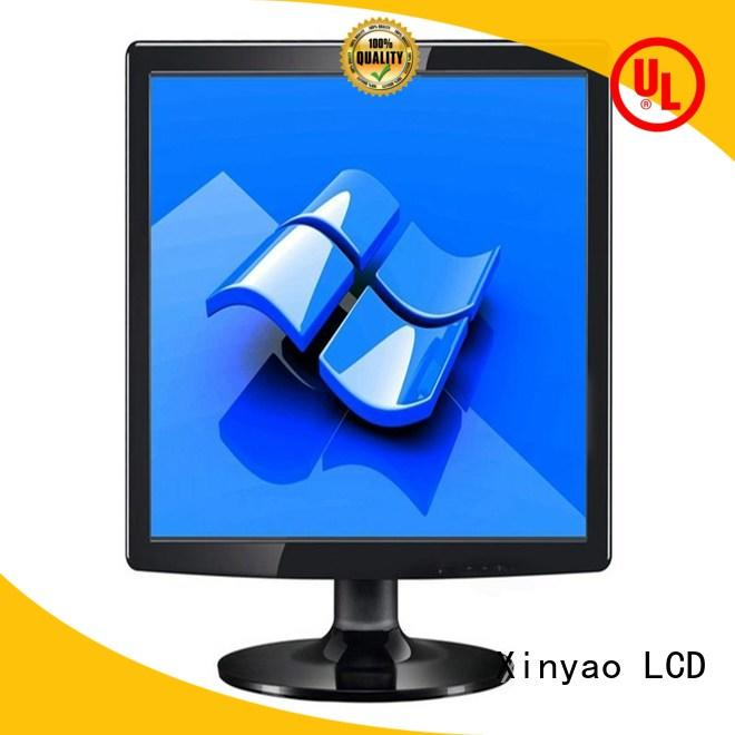 Xinyao LCD 17 inch tft lcd monitor high quality for lcd screen