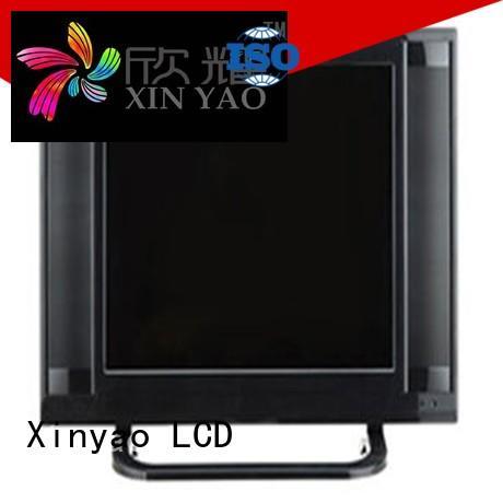 Hot 15 inch lcd tv dc Xinyao LCD Brand