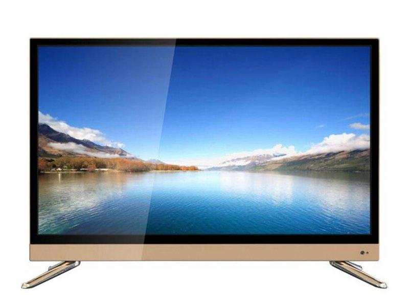 Super slim wide screen perfect panel 32 inch led tv television 4k android smart tv WITH HIFI SPEAKER-1