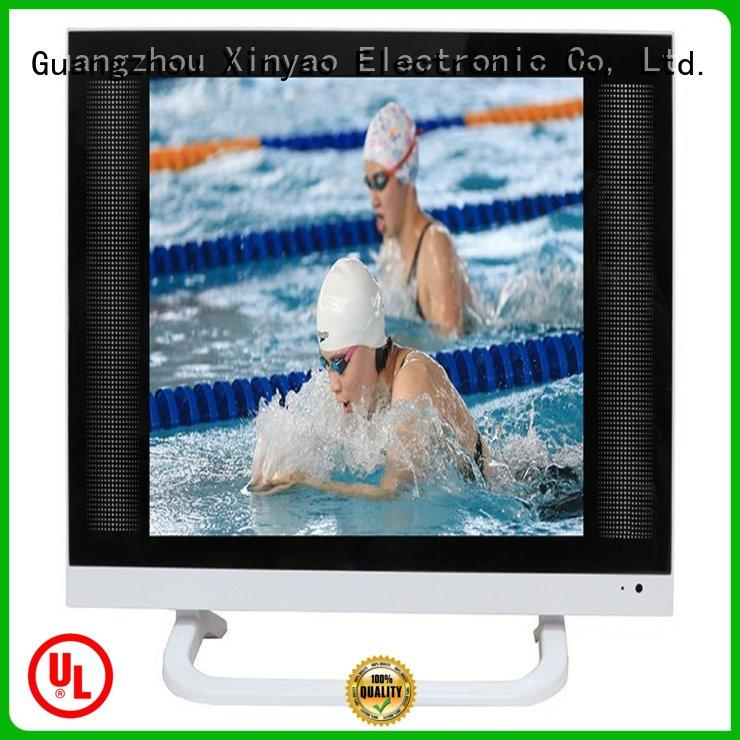 Xinyao LCD fashion small lcd tv 15 inch with panel for tv screen