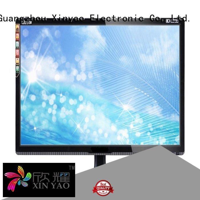 1280x800 Custom tft 18 inch monitor wide Xinyao LCD