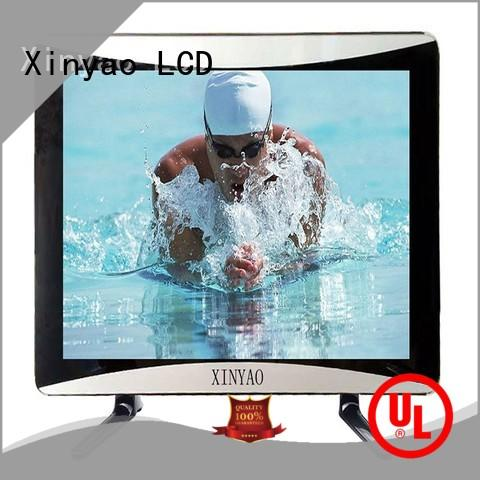 Xinyao LCD portable lcd tv 19 inch price second hand for lcd tv screen