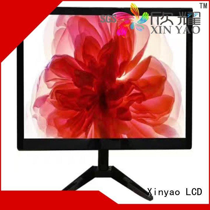 inch led 17 inch led monitor full Xinyao LCD Brand company