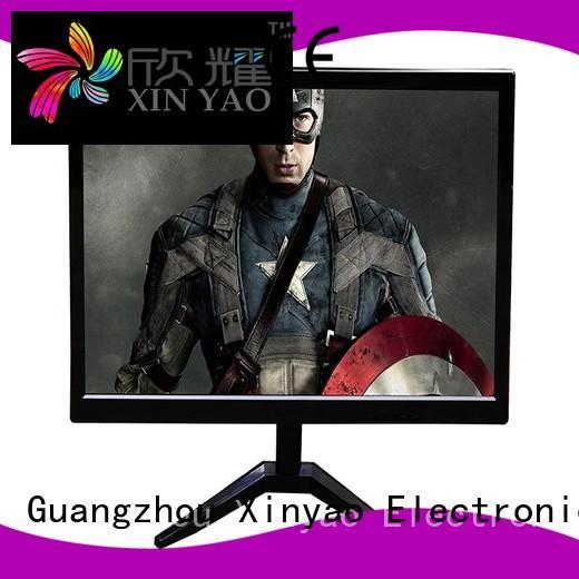 monitor desktop monitor lcd 17 color Xinyao LCD