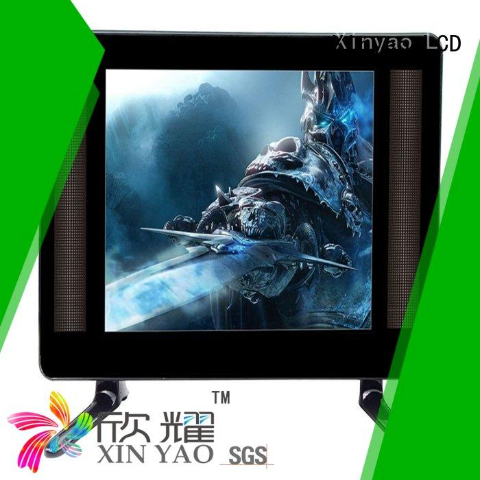 Xinyao LCD Brand volt 15 inch lcd tv 12 factory