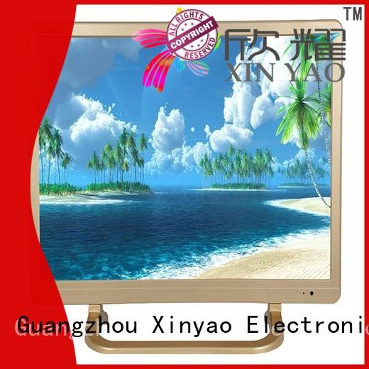 Xinyao LCD double glasses 22 inch hd tv for lcd screen