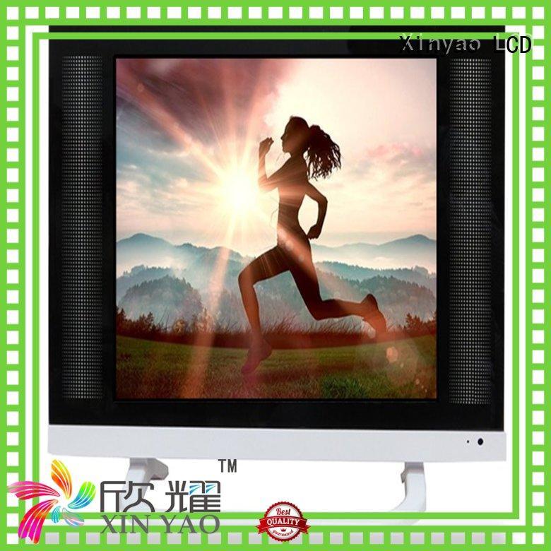 led 22 hifi Xinyao LCD Brand 19 inch lcd tv sale factory