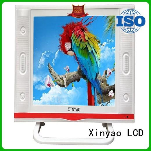 Xinyao LCD lcd tv 19 inch price with built-in hifi for lcd tv screen