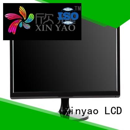 hdmi usb led 21.5 inch monitor screen Xinyao LCD Brand