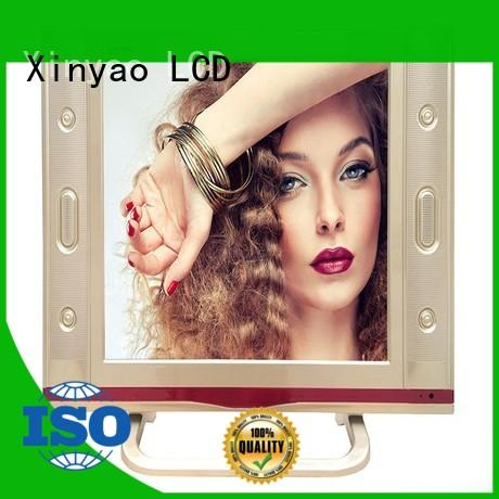 Xinyao LCD portable 17 inch lcd tv monitor style for lcd tv screen