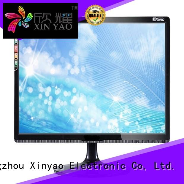 Xinyao LCD full hd display 18.5 inch monitor with slim led backlight for lcd tv screen