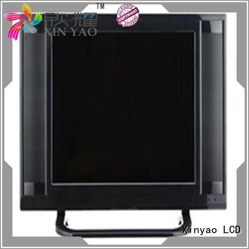 15inch vag OEM 15 inch lcd tv Xinyao LCD