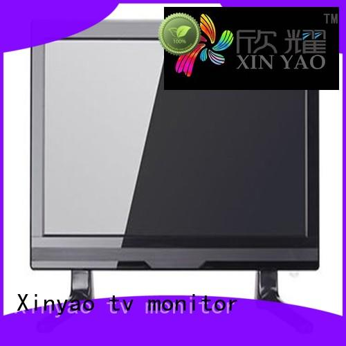 Xinyao LCD new arrival 15 inch computer monitor with speaker for tv screen