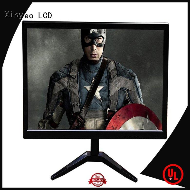 Xinyao LCD big screen 17 inch lcd monitor quality guaranty for lcd screen