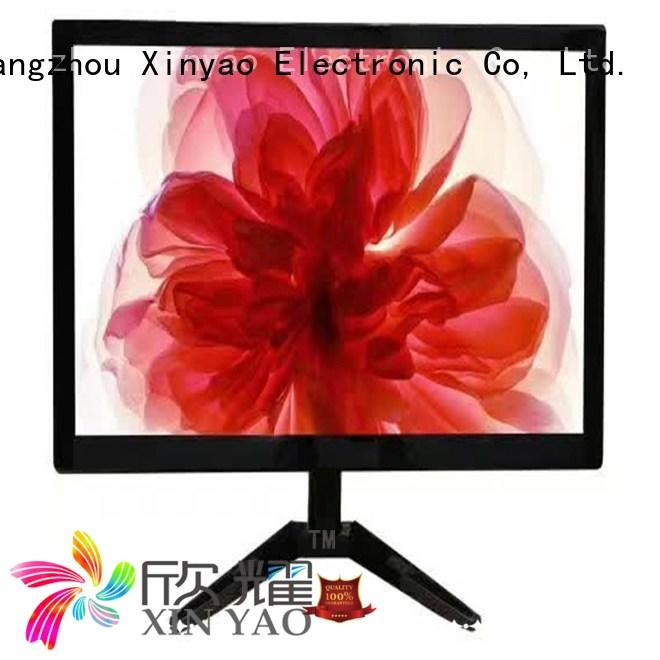 screen full 17 led monitor price Xinyao LCD manufacture