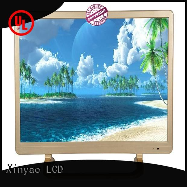 double glasses 22 led tv price with v56 motherboard for tv screen
