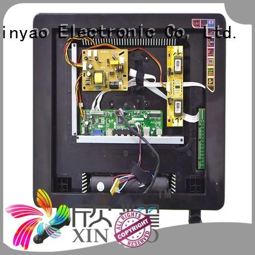 Xinyao LCD Brand tv monitor custom led tv skd