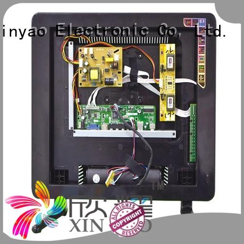 Xinyao LCD Brand tv monitor custom led tv skd
