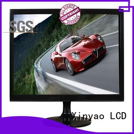 Xinyao LCD slim body 24 inch lcd monitor manufacturer for lcd tv screen
