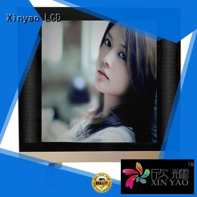 Xinyao LCD tv lcd 17 fashion design for lcd tv screen
