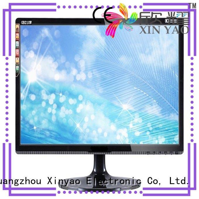 Wholesale screen 19 inch hd monitor ten Xinyao LCD Brand