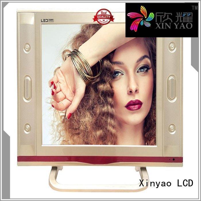 Custom mpg4 17 inch flat screen tv smart Xinyao LCD