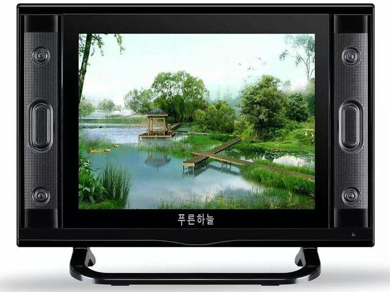 cheap chinese tv 15 inch TFT lcd led tv 12 / 220 volt-1