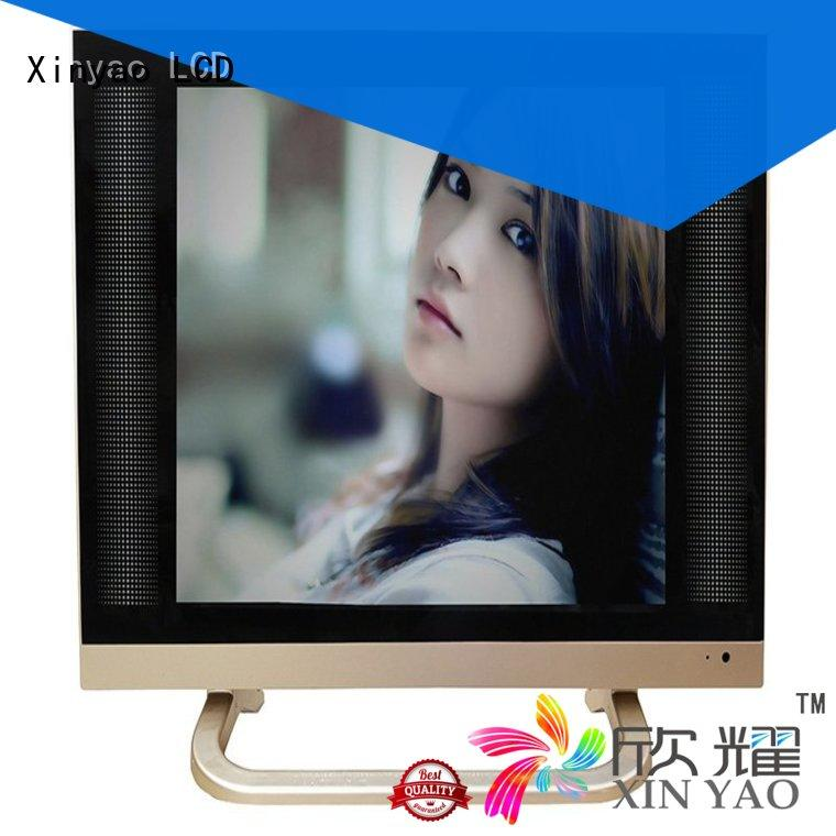 Xinyao LCD 17 inch lcd tv price fashion design for tv screen