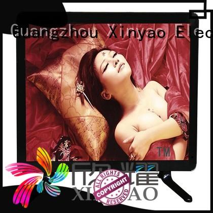 led tv 24 inch 1080p 3d for tv screen Xinyao LCD