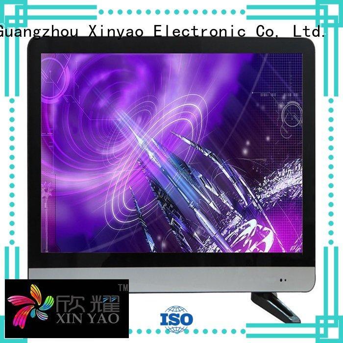 glass inch 22 hd tv Xinyao LCD Brand