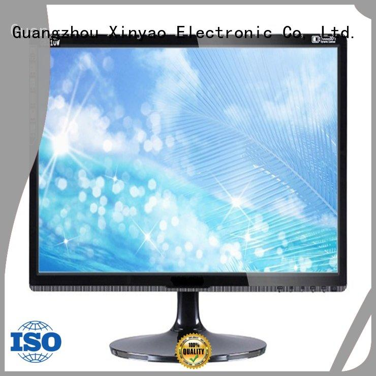 low price 18 inch computer monitor with laptop panel for lcd screen