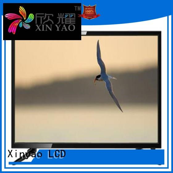 panel chinese size 32 full hd led tv Xinyao LCD Brand