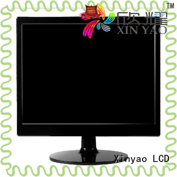 Xinyao LCD hot brand led monitor 19 inch for tv screen