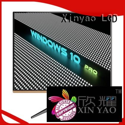 18.5 inch HDMI VGA DVI lcd monitor with slim ELED backlight A grade