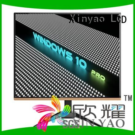 low widescreen desktop 18 inch monitor Xinyao LCD Brand