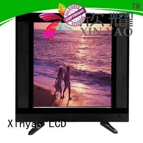 dc led flat OEM 15 inch lcd tv Xinyao LCD