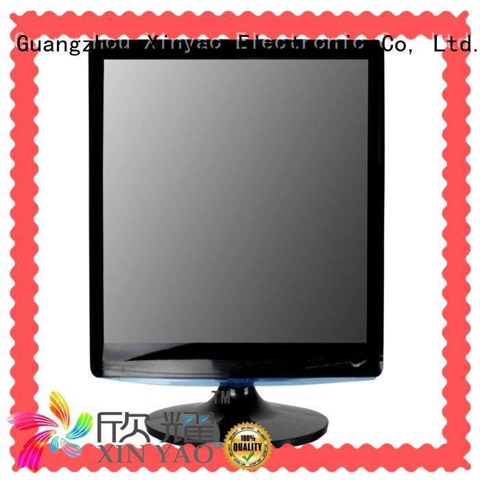 Xinyao LCD portable 17 tft lcd monitor bulk production for lcd screen