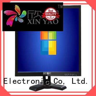 Xinyao LCD on-sale monitor lcd 17 wall for lcd tv screen