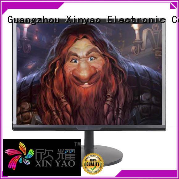Xinyao LCD curve screen 21.5 inch monitor full hd for tv screen
