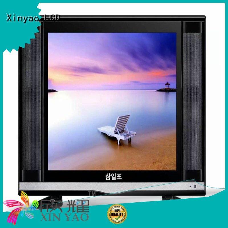 Xinyao LCD Brand screen 17 inch hd tv dc supplier
