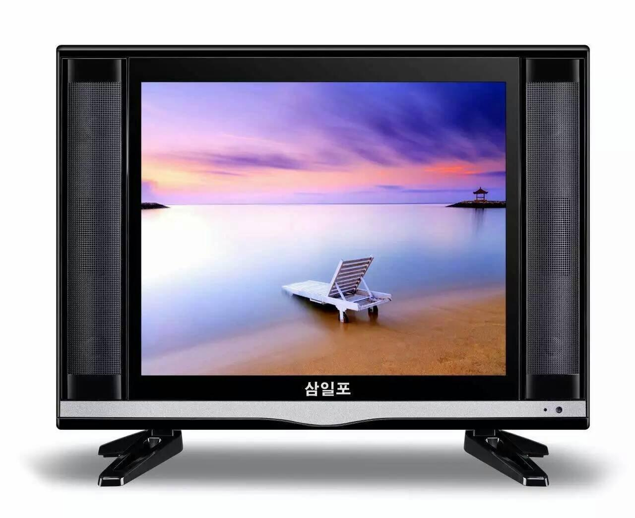 Xinyao LCD 17 inch flat screen tv fashion design for lcd screen