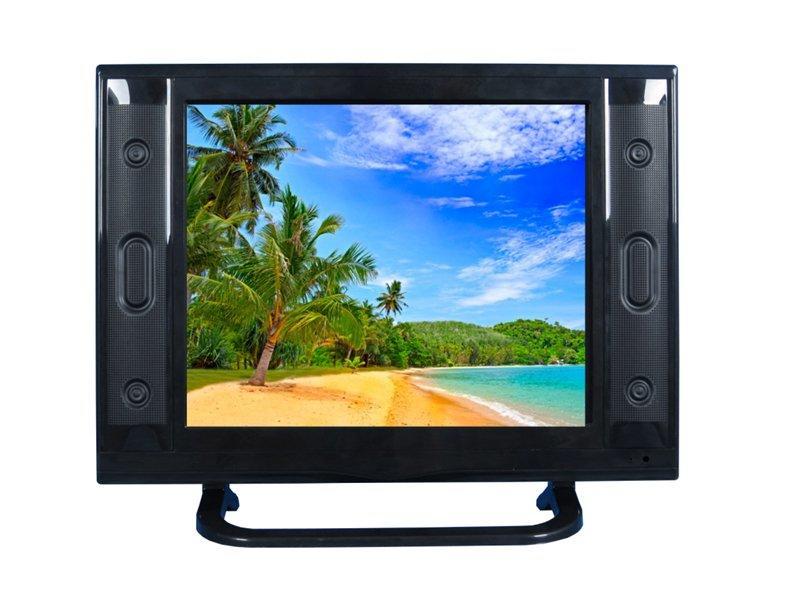 cheap chinese tv 15 inch TFT lcd led tv 12 / 220 volt