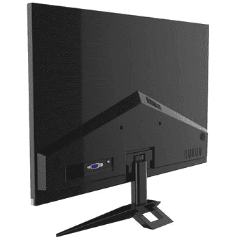 18.5 inch HDMI VGA DVI lcd monitor with slim ELED backlight A grade