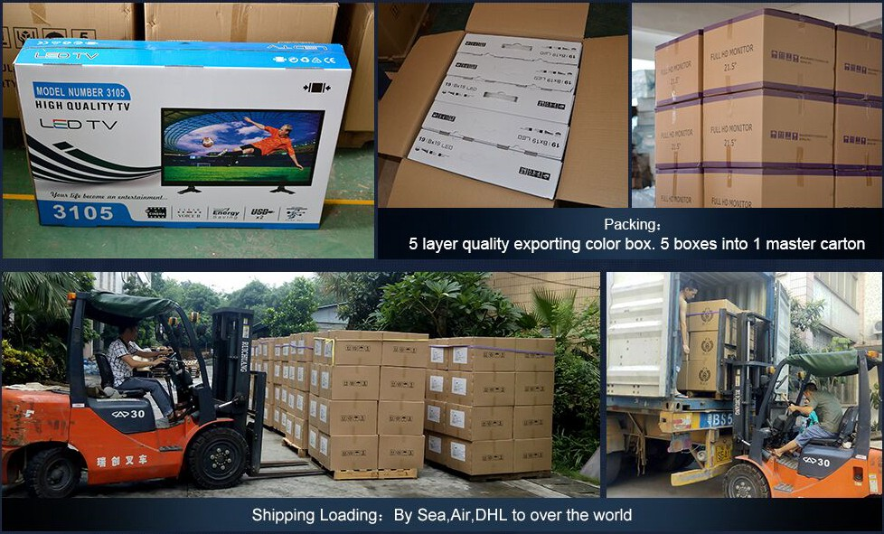 cheap wholesale 18.5 inch led lcd computer monitor wide screen with tft laptop panel 12V-7