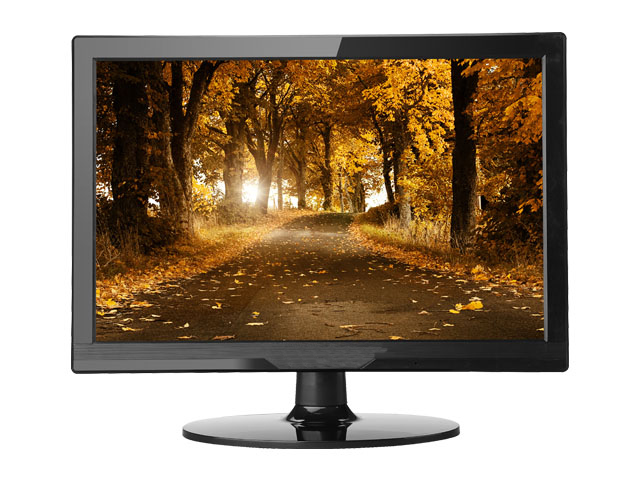 Xinyao LCD 15 inch computer monitor with speaker for tv screen-3