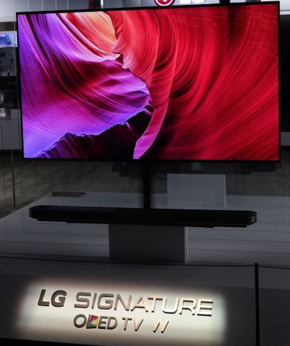 LG signature 5 Jan 2017
