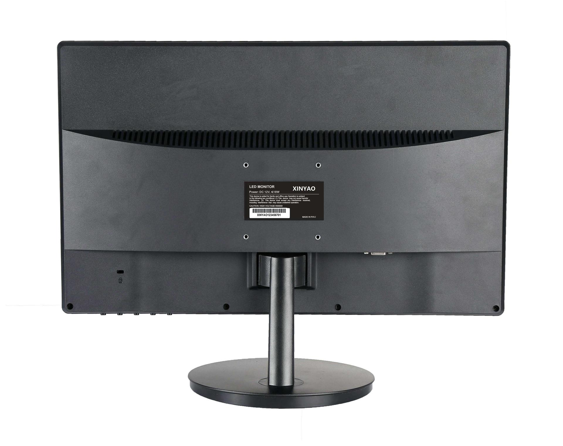 Factory OEM LATEST DESIGN FASHION 23.6/24 inch LED MONITOR with A grade panel